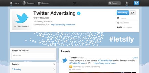Twitter pour les marques