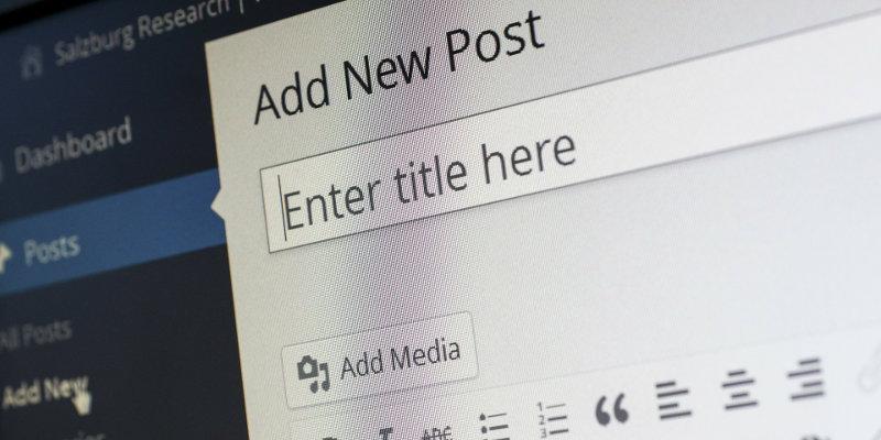 Médias sociaux crise blogs