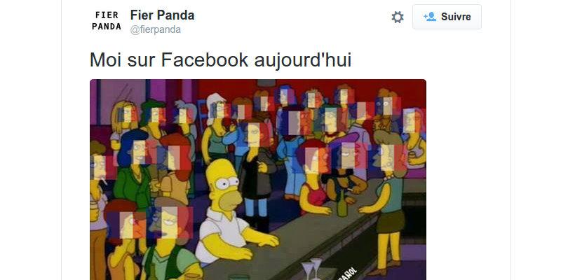Médias sociaux crise foule