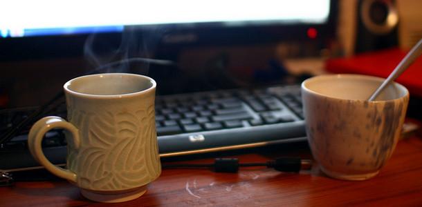Vie de geek café