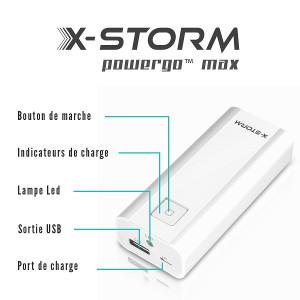 X-Storm PowerGo Max